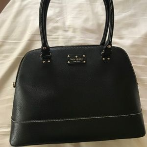Kate Spade Black Shoulder Bag